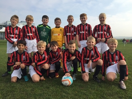 Tickhill Juniors Team